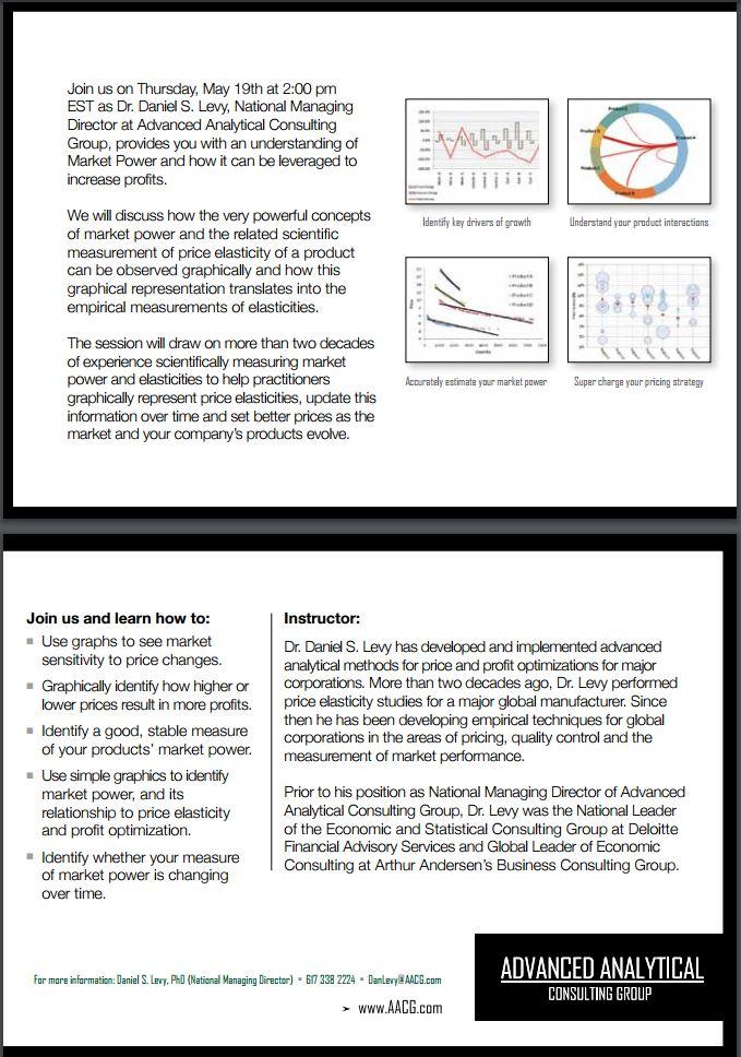 Market Power Pricing Webinar
